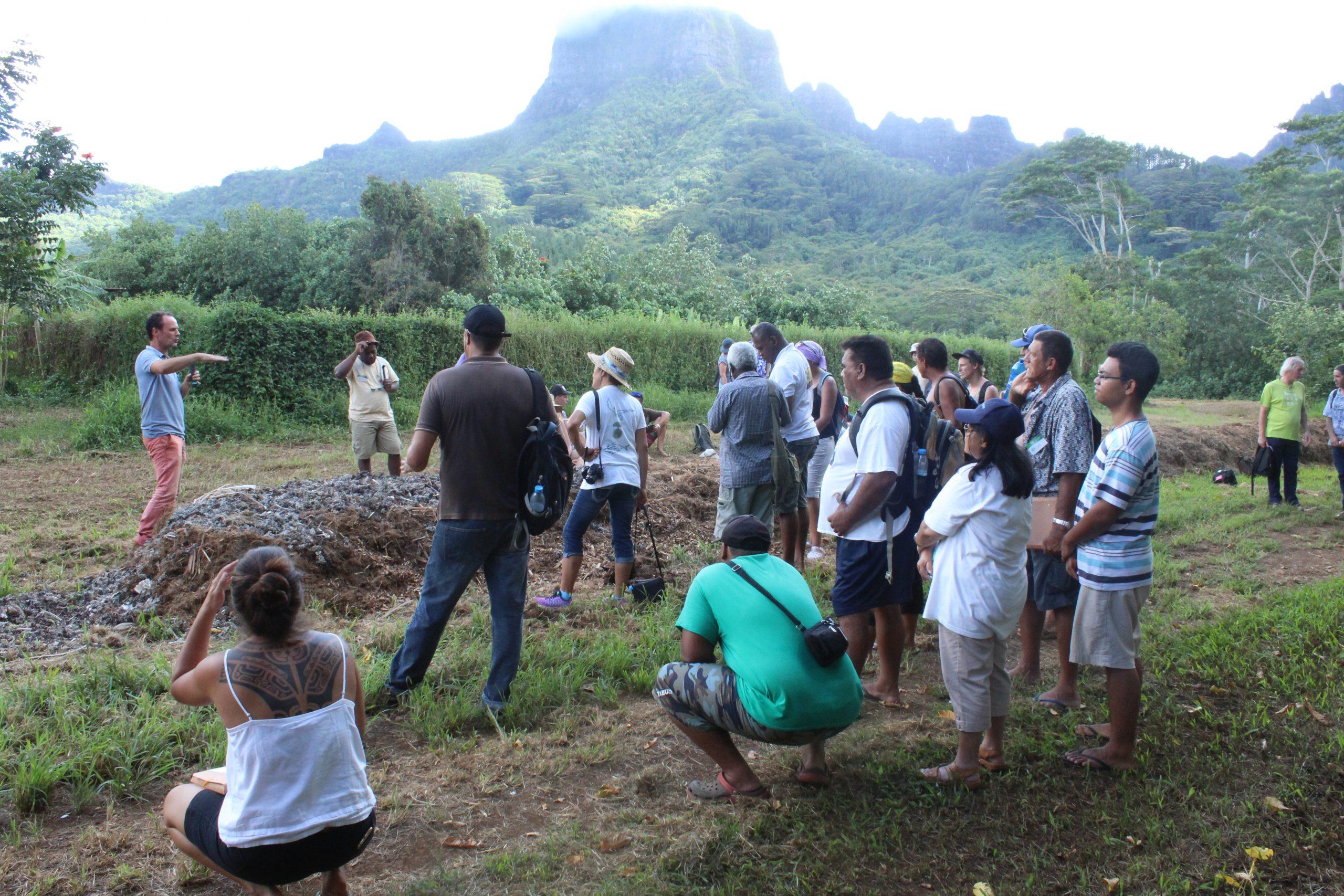 atelier de compostage bio